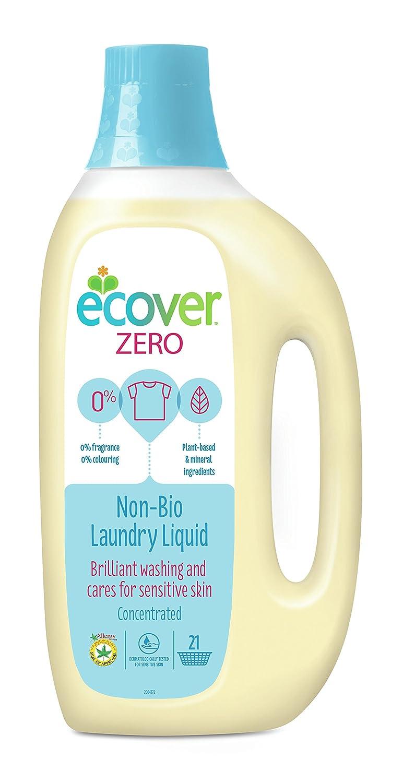 TALLA 330g. Ecover - Zero - Detergente líquido - 1.5 l