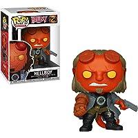 Funko Pop! Movies: Hellboy - Hellboy w/ BPRD tee