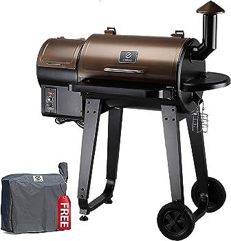 Z GRILLS Wood Pellet Grill & Smoker