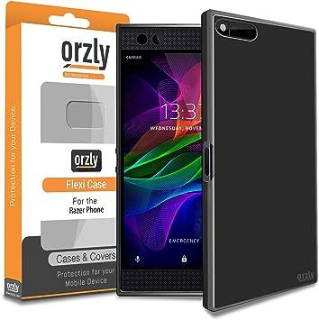 Orzly Funda Razer Phone, FlexiCase para el Teléfono Móvil Modelo ...