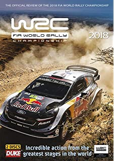 World Rally Championship 2018 Review [Reino Unido]