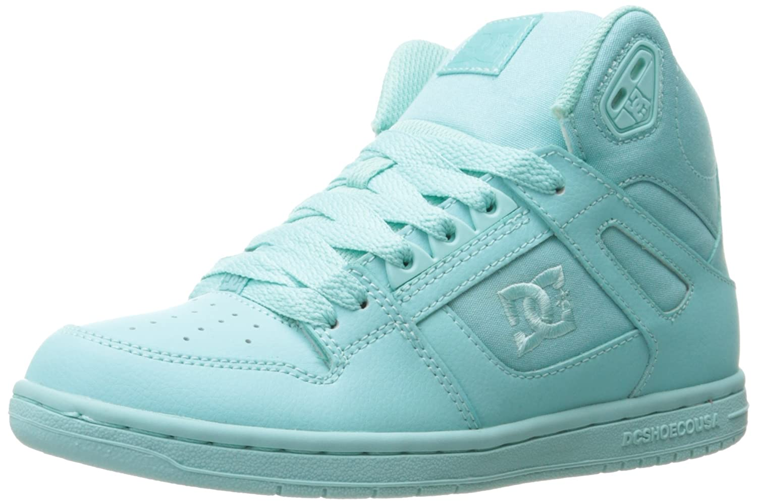 DC Shoes Rebound High, Baskets mode femme