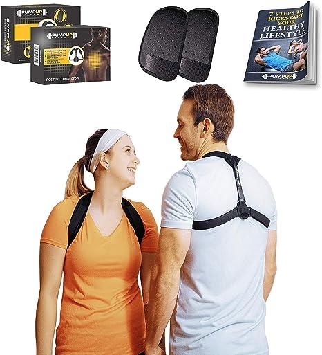 Pump Up Fitness - Corrector de Postura para Hombre y Mujer ...