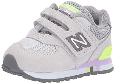 hot sale online 72940 eefdb Amazon.com | New Balance Kids' 574 Summer Shore (Infant ...