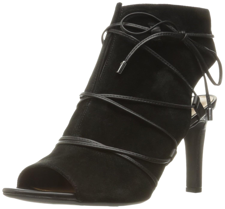 Franco Sarto Quinera Ankle Bootie B01I6P15D6 5 B(M) US|Black