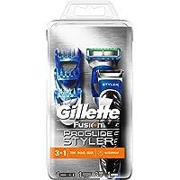 Gillette Fusion5 ProGlide Styler - Tondeuse Multiusage 3en1 avec Rasoir
