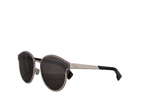 12d871b6c1 Amazon.com  Dior Christian DiorSymmetric Sunglasses Marble Pink w Grey Lens  59mm O3T2K DiorSymmetrics DiorSymmetric s Symmetric  Sports   Outdoors