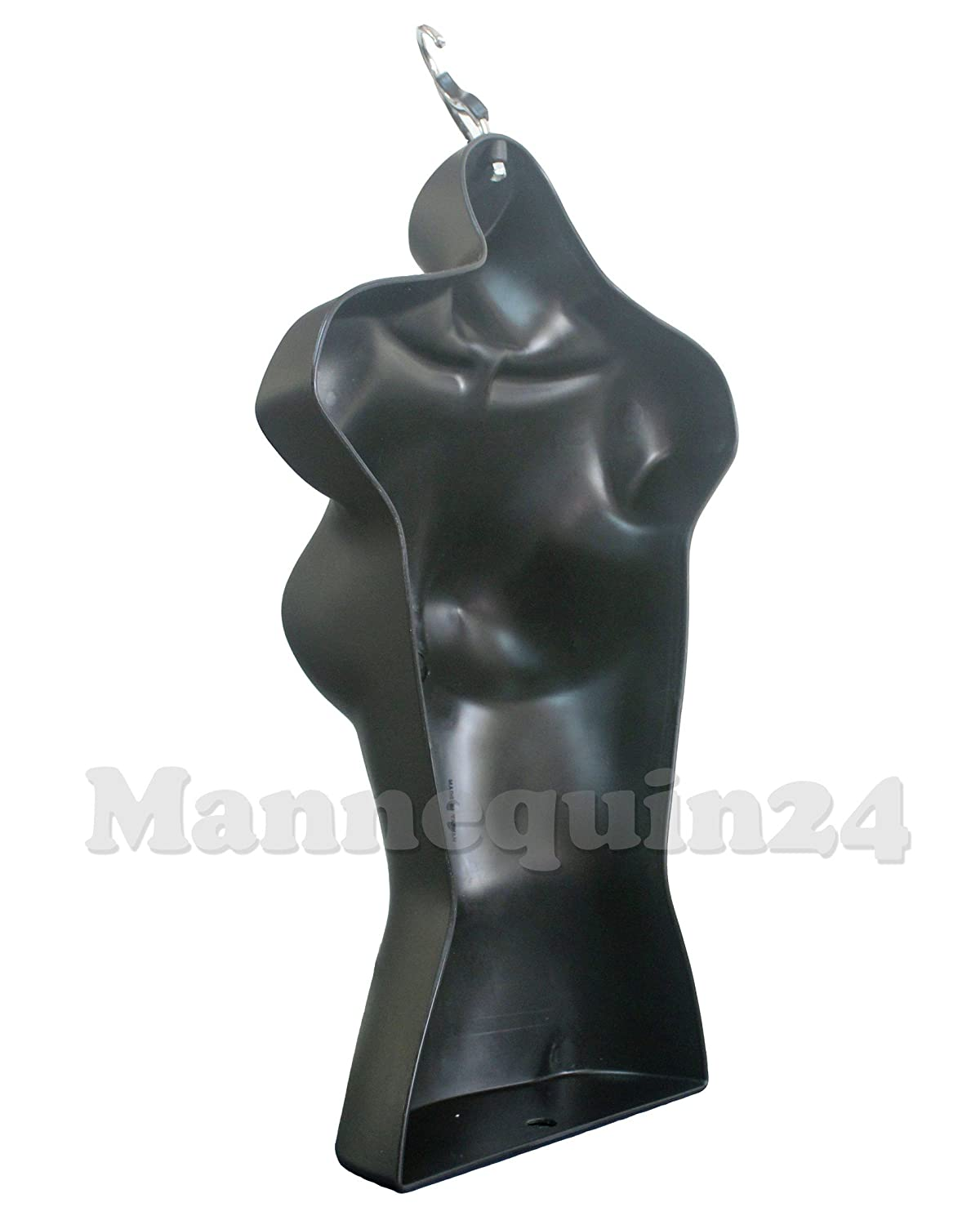 Amazon.com: Torso hembra + macho Body maniquí Formas Set ...