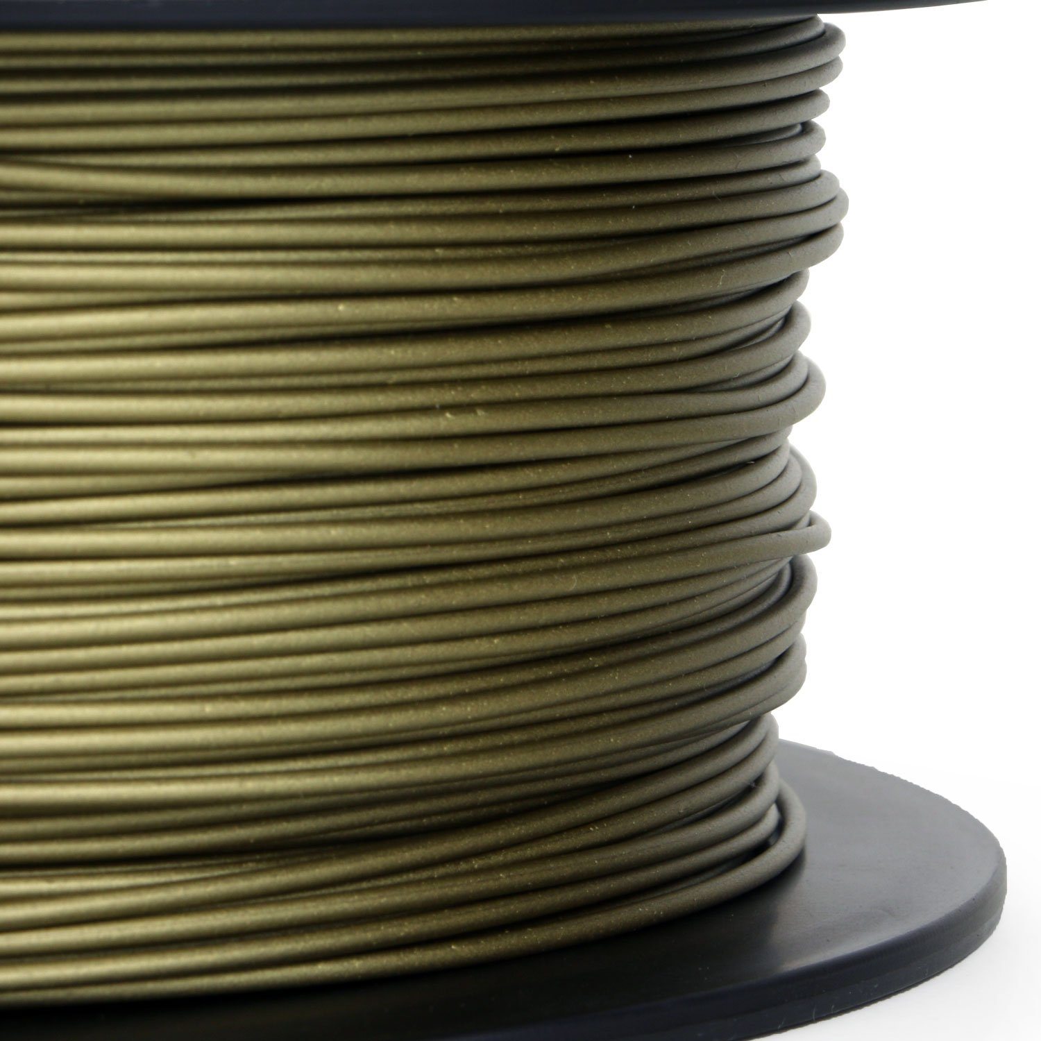 1 kg for 3D Printers Gizmo Dorks 1.75mm Metal Bronze Filament