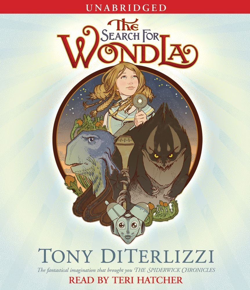 Download The Search for WondLa (Search for Wondla (Audio)) ebook