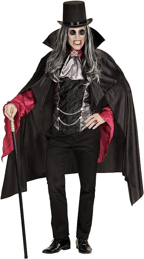 WIDMANN Disfraz de vampiro para adultos: Amazon.es: Juguetes y juegos