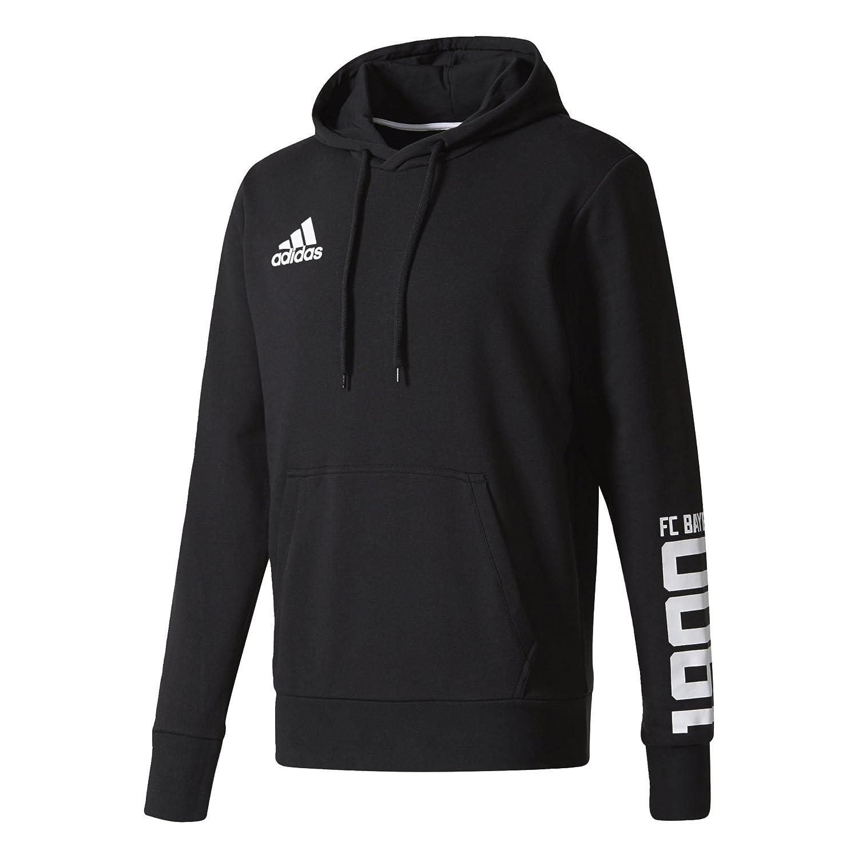 Adidas Herren FC Bayern München Graphic Hoodie