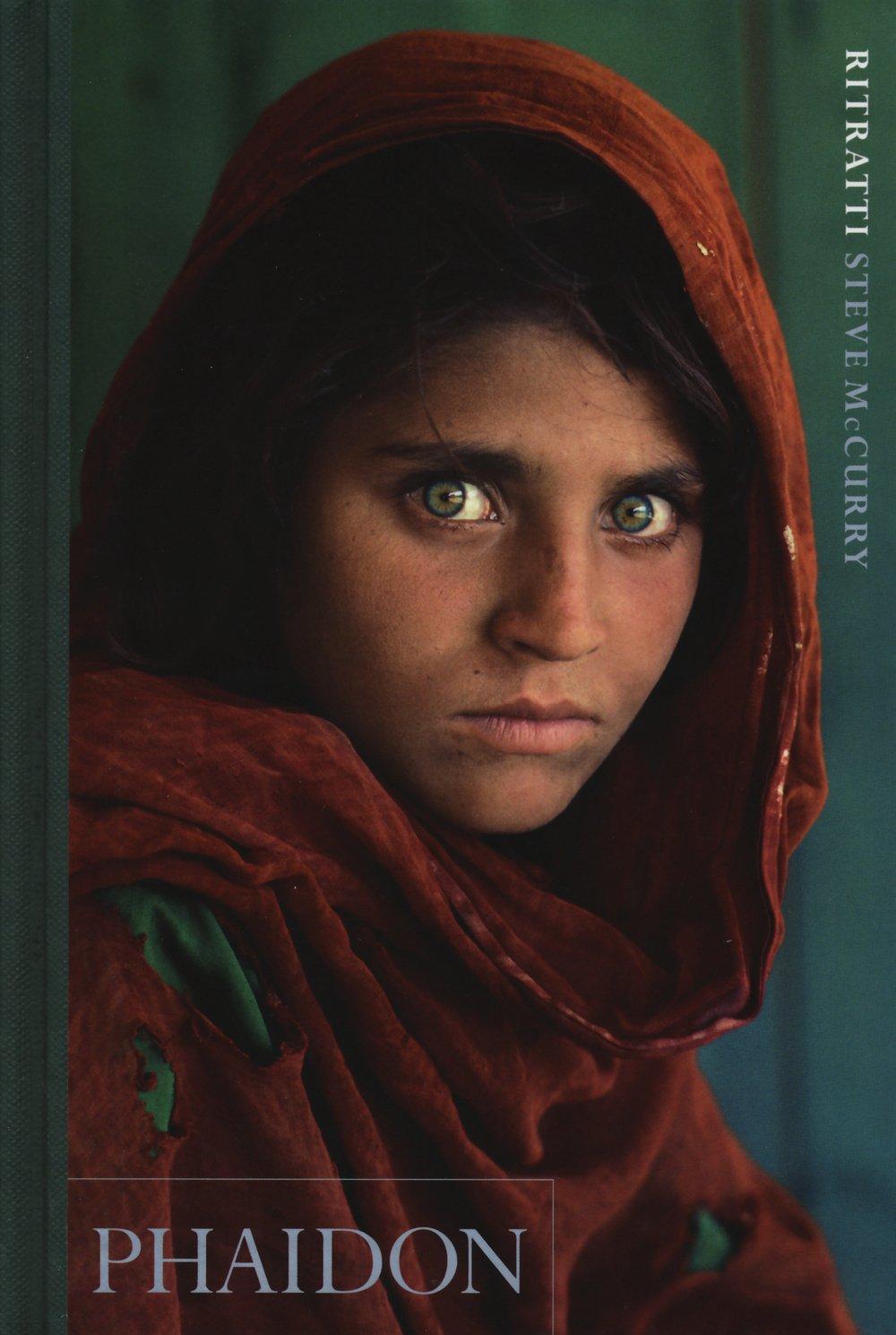 Ritratti. Ediz. illustrata Copertina rigida – 1 ott 2015 Steve McCurry C. Ribacchi Phaidon 0714870307