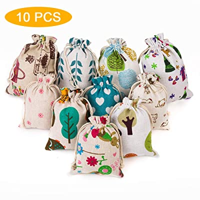 Cotton Cloth Drawstring Gift