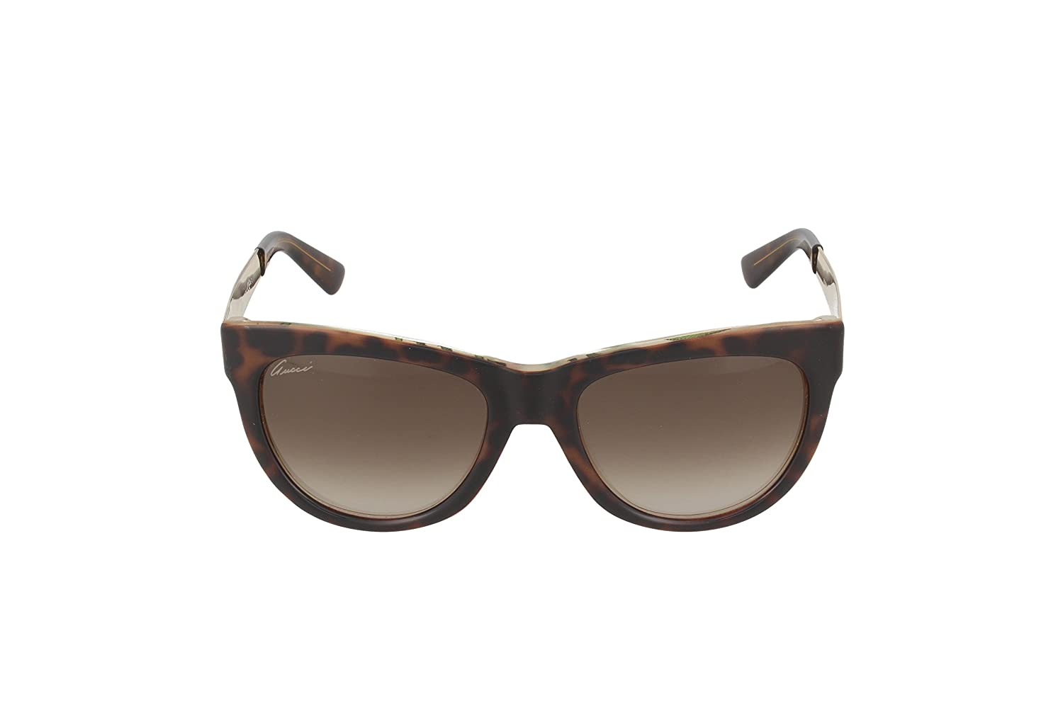 f0370ad3ab Gucci Gold Plated Mirror Aviator Sunglasses « One More Soul