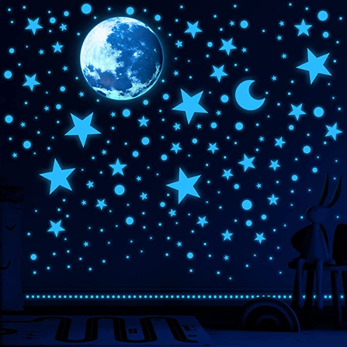 Updated 2021 – Top 10 Moon And Star Bedroom Decor