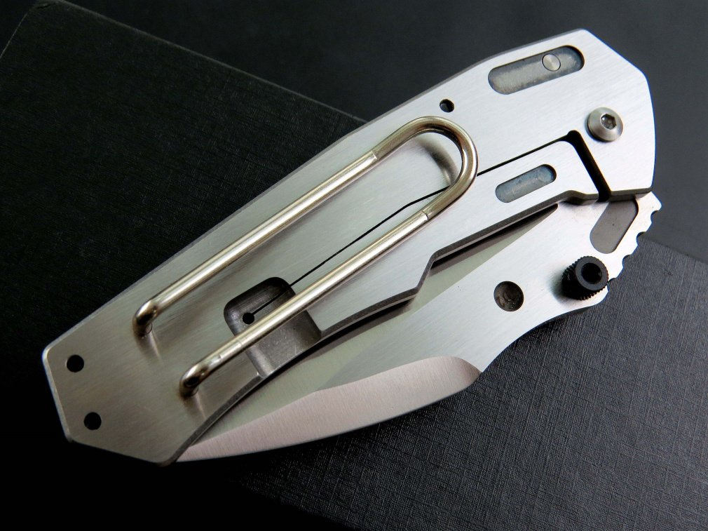 Eafengrow EF337 Folding Knife D2 Blade with G10 Handle Multi Pocket Knife Survival Outdoor Camping Survival Tool knives by Eafengrow (Image #7)