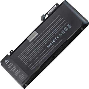 LNOCCIY New A1322 Laptop Battery for Apple A1278(2012 2011 2010 2009 Version) MacBook Pro 13 inch battery fits MB990LL/A MB991ll/A MC700ll/A MC374ll/A MC375LL/A MD101LL/A MD102LL/A -12 Months Warranty