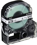 キングジム テープカートリッジ テプラPRO 4mm SS4K