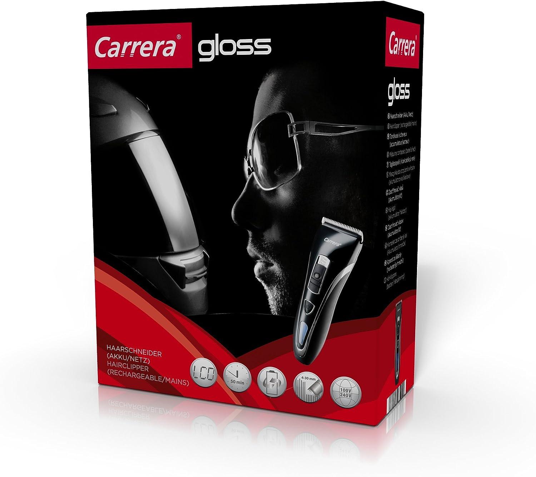 Carrera 9133201 Gloss - Recortadora de cabello y barba: Amazon.es ...