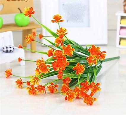 Meili Flower Flor De Simulación De Las Flores De Crisantemo