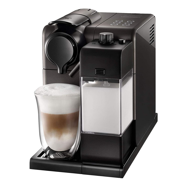 Nespresso DeLonghi Lattissima Touch EN550T: Amazon.es: Electrónica