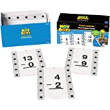 Educational Insights Hot Dots Math Flash Cards- Subtraction