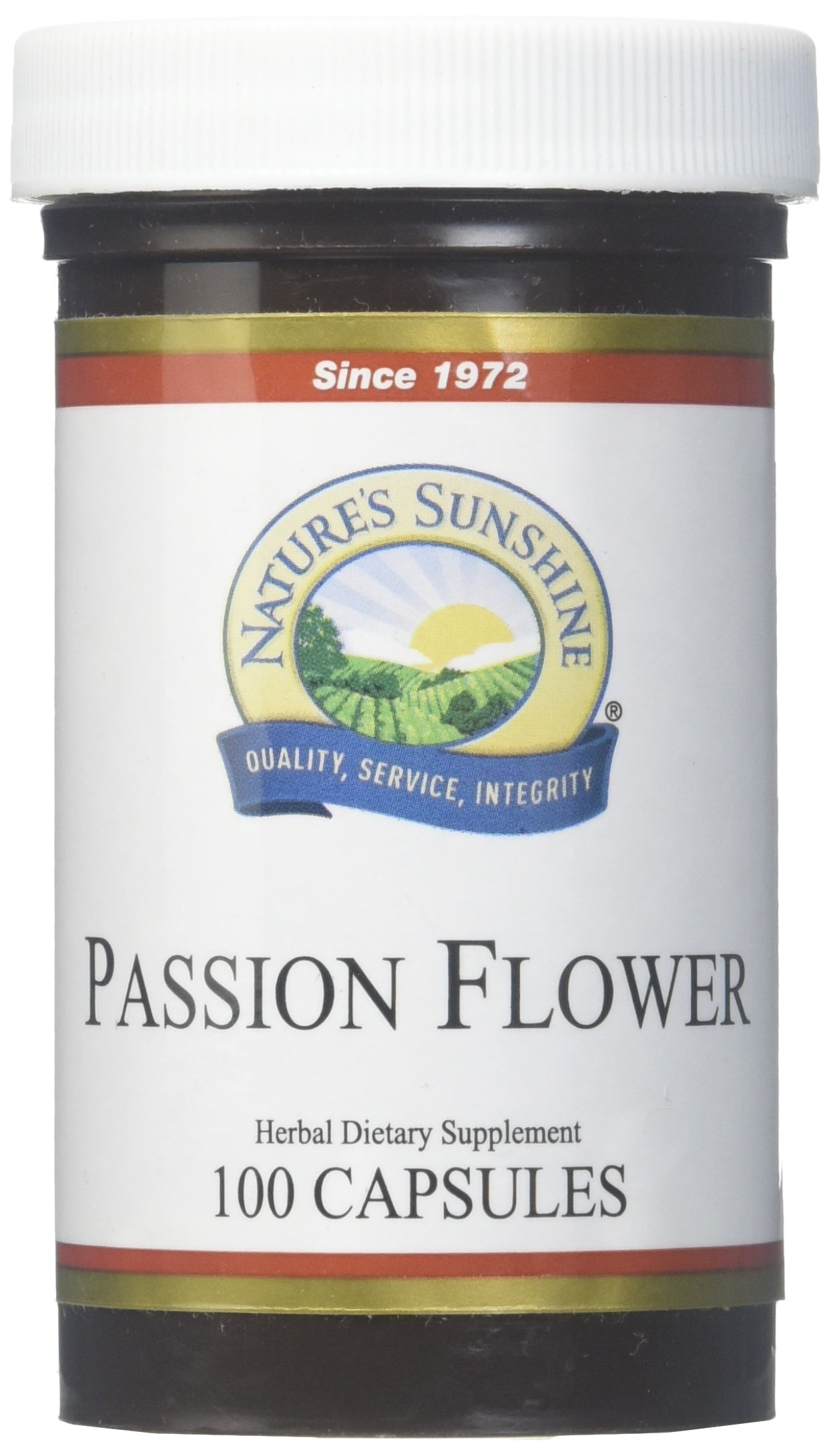 Passion Flower (100) by Nervous System Support (Image #1)