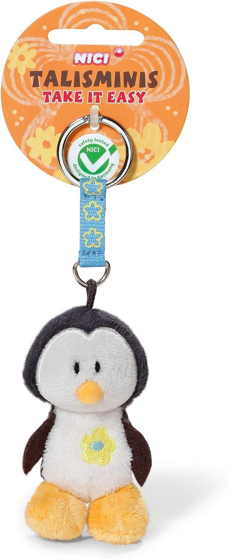 Nici 37389 Pinguin Talisminis Take It Easy 7 Cm Bean Bag Schlüsselanhänger Spielzeug