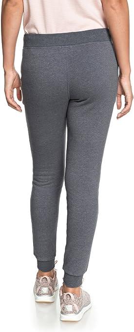 Roxy - Pantalón de chándal - Mujer - XS - Negro: Amazon.es: Ropa y ...