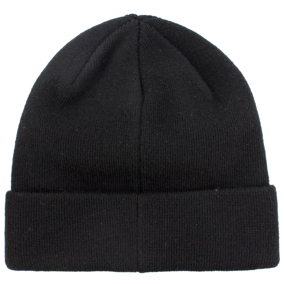 on sale 83446 f3c42 Amazon.com   adidas Men s Originals Trefoil Knit Beanie, Black, One Size    Sports   Outdoors