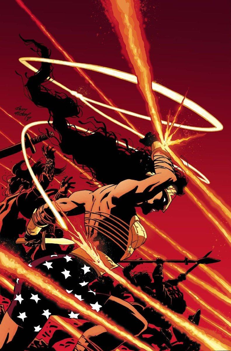 Dark Knight 3: The Master Race, No. 8 ebook