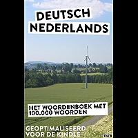 Deutsch - Nederlands: Het geoptimaliseerde woordenboek voor ebooks