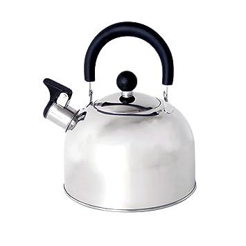 Amazon.de: Hoffmanns Flötenkessel Wasserkessel Teekessel Kessel aus ...