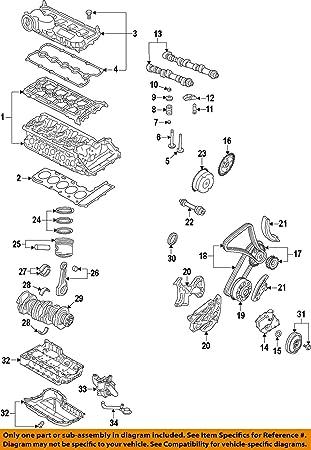 09 jetta engine diagram amazon com volkswagen 07k 109 283 e  engine timing cover automotive  volkswagen 07k 109 283 e  engine timing