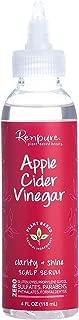 product image for Renpure plant-based Beauty Apple Cider Vinegar Clarify + Shine Scalp Serum, 4 Fluid Oz