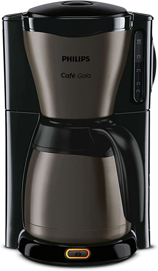 Philips Café Gaia Collection - Cafetera (Independiente, Cafetera ...