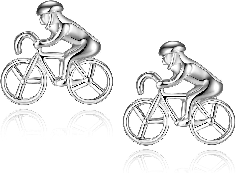 HONEY BEAR Bicicleta Ciclista Bicicleta Ciclismo Gemelos para Hombre Camisa - Bike Cyclist bycycle Cycling para Boda Negocio Regalo