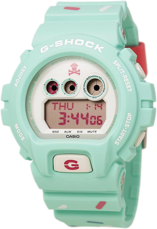 Casio G-Shock Johnny Cupcakes Digital Dial Resin Quartz Men s Watch GDX6900JC-3