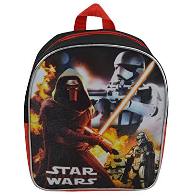 "Star Wars: Episode 7 (The Force Awakens) Backpack, 11"" - Red | Kids' Backpacks"