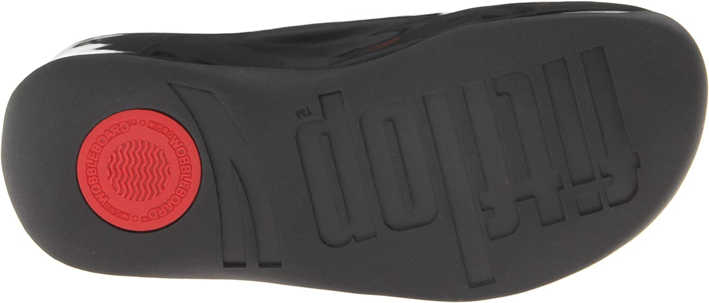 Fitflop Shuv Tm Patent, Sneaker Infilare Donna Nero Black 001
