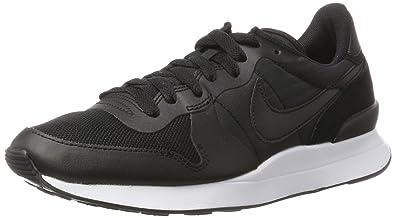 new concept 7254d 334be Nike Internationalist Lt17, Sneakers Basses Homme, Noir Black-White, 40 EU