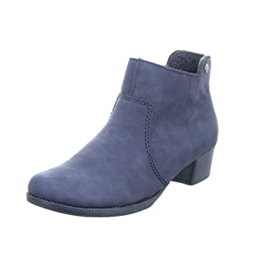 Rieker Stiefelette mit attraktivem Zierknopf  Amazon.de  Schuhe ... 611a011598