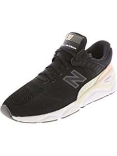 New Balance WSX90TXB!!es damskie Sneakers (Black with Thistle)