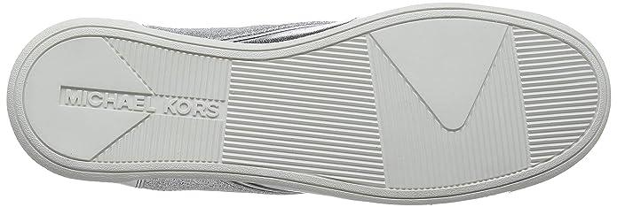 c300443c9d Amazon.com   Michael Kors Women's Addie Lace Up Hi-Top Trainers   Fashion  Sneakers