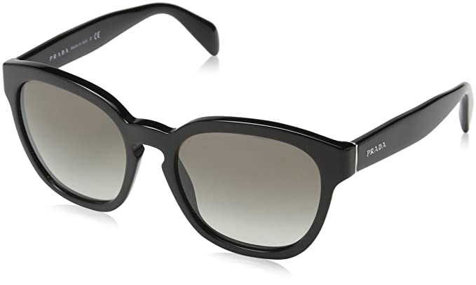 03cb88bced sweden prada womens pr 17rs sunglasses black baac3 3e0e3