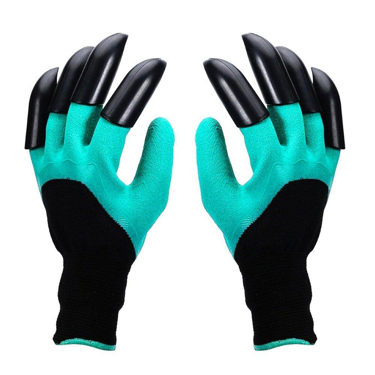 Clawed Gardening Gloves Easy to Dig and Plant, Waterproof Garden Gloves for Women and Men(1 Pair)