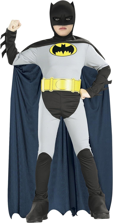 B0000C6EBP Rubie's Classic Batman Children's Costume 71-QPC-BQNL