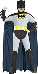 Batman Costume: Boy's Size 12-14, Large