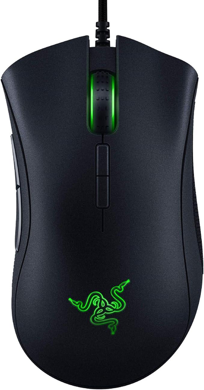 RAZER DEATHADDER ELITE: True 16,000 5G Optical Sensor - Razer Mechanical Mouse Switches (Up to 50 Million Clicks) - Ergonomic Form Factor - Esports Gaming Mouse: Amazon.co.uk: Computers & Accessories